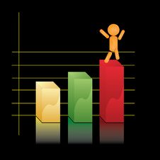 Free Success Concept Stock Image - 9354111