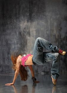 Free The Dancer Stock Photos - 9354183