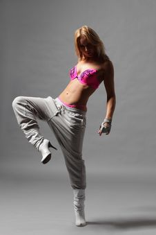Free The Dancer Stock Photo - 9354210