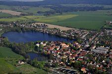 Free Manor Hause Rozmital Pod Tremsinem Stock Photography - 9354322