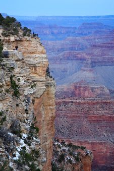 Free Grand Canyon Stock Image - 9354461