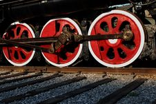 Free Locomotive S Wheels Stock Photography - 9354792