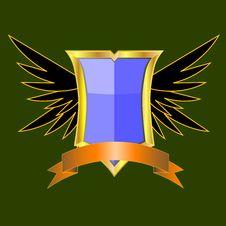 Shield (vector) Royalty Free Stock Photo