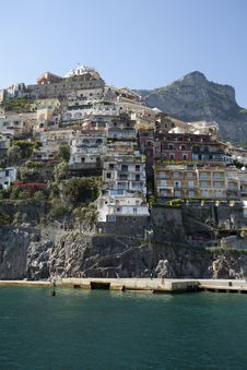 Free Positano, Italy Royalty Free Stock Photos - 9354938