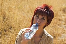 Free Water Drinking Water Royalty Free Stock Images - 9355649