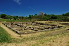 Free Archaeological Site Of Morgantina Royalty Free Stock Photo - 9357105