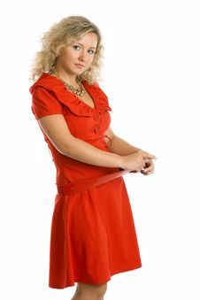 Free Beautiful Fresh Blond Girl Royalty Free Stock Images - 9357409