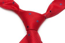 Free Red Male Tie Stock Photos - 9358393