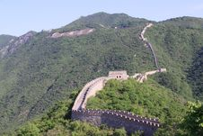 Free Great Wall Of China Stock Photography - 9358592