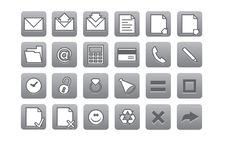 Free Computer And Web Icons Royalty Free Stock Images - 9359159