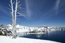Free Crater Lake, Oregon Royalty Free Stock Photography - 93552017