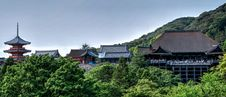 Free Landscape Photo Of Asian Buildings Royalty Free Stock Images - 93554579