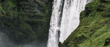 Free Waterfalls On Daylight Stock Photography - 93554662