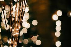 Free Christmas Lights Royalty Free Stock Photo - 93557005