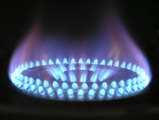 Free Burning Gas Burner Stock Photos - 93557413