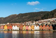 Free Bergen And Bryggen Stock Photos - 93559243