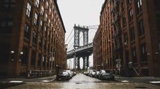 Free Brooklyn Bridge Royalty Free Stock Photo - 93559835