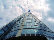 Free Modern Glass Building Royalty Free Stock Image - 93561596