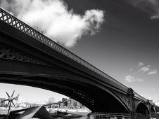 Free Bridge  Stock Photos - 93561823