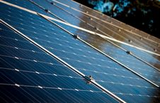 Free Solar Panels Stock Images - 93562144