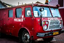 Free Fire Truck Stock Photo - 93562420
