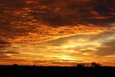 Free Sky, Afterglow, Red Sky At Morning, Horizon Royalty Free Stock Photography - 93563597
