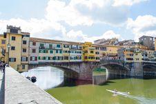 Free Ponte Vecchio Bridge Royalty Free Stock Photos - 93563948