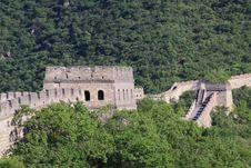 Free Great Wall Of China Stock Photos - 9360503