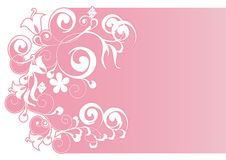 Free Ornament Pink Royalty Free Stock Images - 9360599