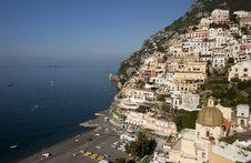Free Positano, Italy Stock Image - 9363221