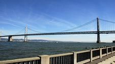 Free Oakland Bay Bridge Stock Images - 9363564