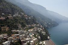 Free Positano, Italy Royalty Free Stock Photos - 9367388