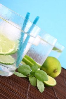 Free Ice Water Royalty Free Stock Photo - 9367455