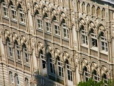 Free Windows In Budapest Stock Images - 9367714