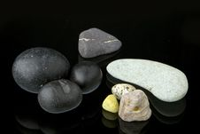 Free Stones Royalty Free Stock Images - 9368019