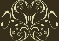 Free Ornate Seamless Texture Stock Photos - 9368103