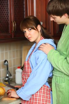 Free Kitchen Stock Image - 9369151