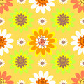 Free Abstract Seamless Floral Pastel Pattern Stock Photos - 9371073
