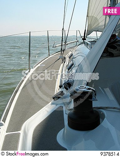 Free Sailing View Stock Images - 9378514