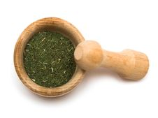 Spice Of Thyme Stock Photo