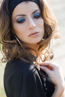 Free Beautiful Woman Stock Photography - 9370252