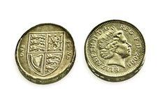 Free Pound Coins Stock Image - 9370291