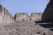 Free Great Wall Of China Royalty Free Stock Photos - 9370688