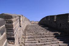 Free Great Wall Of China Royalty Free Stock Photo - 9370775