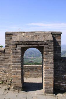 Free Great Wall Of China Stock Photo - 9371090