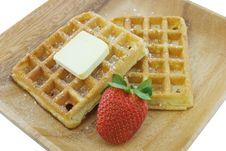 Free Waffles Stock Photos - 9371143