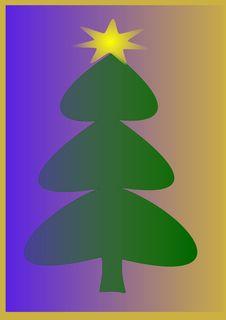 Free Christmas Tree Royalty Free Stock Photos - 9371838