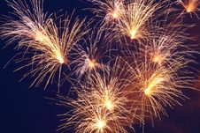 Free Fireworks Stock Images - 9372424