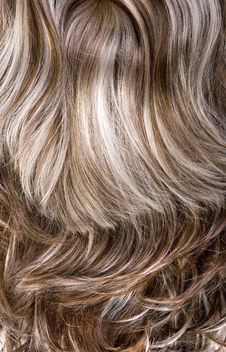 Free Hair Texture Royalty Free Stock Images - 9373379