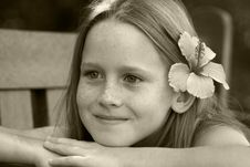 Free Carefree Child Stock Photo - 9374140